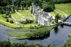 Ashford Castle Hotel in Ireland
