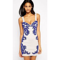 Cheap dress motif, Buy Quality dress pastel directly from China dress casual attire women Suppliers: Robe Limited Dress Vestidos De Verano New 2016 Summer Women Clothing Wide Strap Design Lace Floral Print Mini To Party Design Floral, Dresses To Wear To A Wedding, Cute Wedding Dress, Blue Wedding, Dress To Party, Cheap Dresses, Dresses For Sale, Dress Sale, Asos