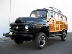 international. harvester woody.