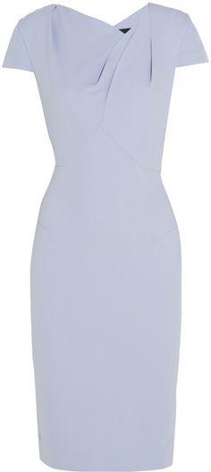 Roland Mouret Gylia stretch-crepe dress