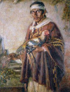 El embrujador Cesáreo Bernaldo de Quirós