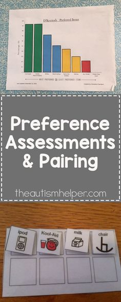 Preferences can change over time! Conduct regular preference assessments to see what items & activities are reinforcing for that student. Our students aren't going to do the challenging tasks we've laid out for them if they aren't getting something out of Behavior Board, Classroom Behavior Management, Autism Teaching Strategies, Teacher Resources, Conduct Disorder, Behavioral Analysis, Applied Behavior Analysis, Behavior Interventions, Autism