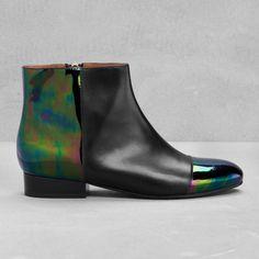 Stories boots qui brillent