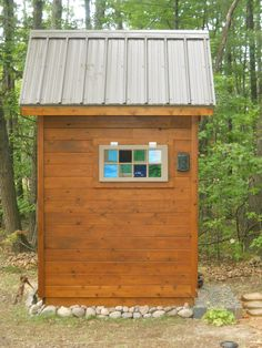 http://www.windmills-for-electricity-plans.com/powers4life-review.html Powers 4 Life review report. http://wanelo.com/p/3870902/make-solar-panel-wind-turbine-homemadepowerplant - Outhouse with solar panel
