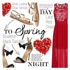 """Spring Day to Night"" by vanjazivadinovic ❤ liked on Polyvore featuring sammydress, polyvoreeditorial and daytoevening"