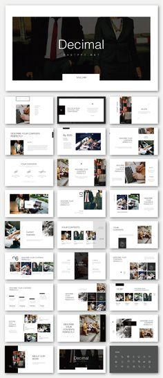 Photo Layout Presentation Template – Original and high quality PowerPoint Tem. Portfolio Design Layouts, Layout Design, Ppt Design, Brochure Design, Keynote Design, Web Layout, Template Web, Powerpoint Design Templates, Layout Template