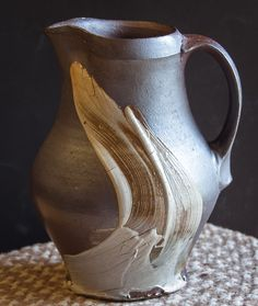 *Ceramic Pitcher (byJesus D. Minguez III)