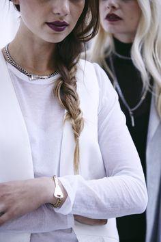 Rebel Never Ending Necklace – The Giving Keys