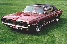 1968 Mercury Cougar XR-7G