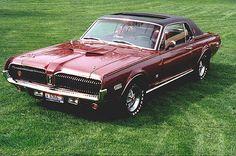 1968 Mercury Cougar XR-7G