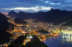 Rio de Janeiro ...yes yes yes yes yes, please!!!!