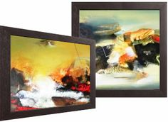An abstract art painting is very attractive and famous in the world.This type of painting contains the balance of both positive and negative concepts. Abstract Styles, Abstract Art, Online Art Gallery, Art Online, Indian Art Paintings, Types Of Painting, Fashion Art, Sculptures, Conception