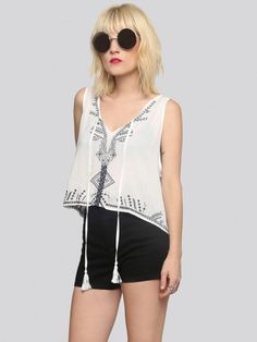 Wild At Heart Crop Top - Gypsy Warrior