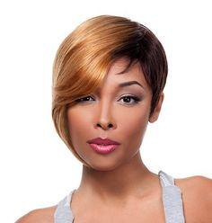 It's a Cap Weave 100% Human Hair Wig CYNTHIA