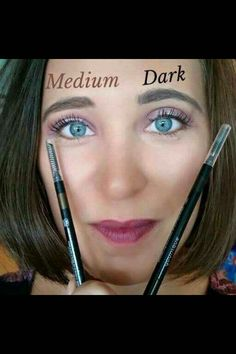 Eye Brow sets Medium and Dark and also in light