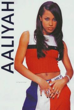 Aaliyah 4 Page Letter ♥♥♥ Miss this girl I can only