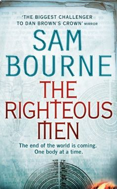 The Righteous Men by Sam Bourne, http://www.amazon.co.uk/dp/B002RI93OM/ref=cm_sw_r_pi_dp_btLjvb1W0H64Q