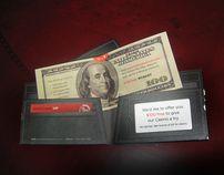 Casino Direct Mailer