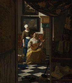 #Art #JohannesVermeer #JanVermeer #OilOnCanvas #Baroque #TheLoveLetter #TheLoveLettersSeries #Rijksmuseum #Amsterdam #Netherlands #Dutch #TrompeLæil #MarioPierreRoymans #Brussels #1971BangladeshGenocide #Meaningful__Art #DeLiefdesbrief #هنر #يوهانس_ورمير #نامه_عاشقانه #باروك