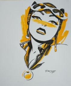 Catwoman, Darwyn Cooke