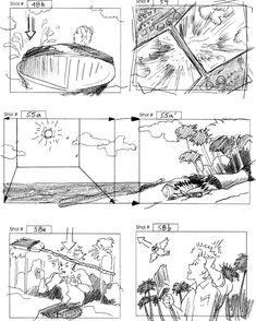 Visual Storyboards | 599 Best Storyboards Graphic Storytelling Visual Narrative Images