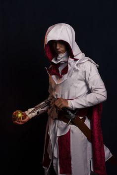 Gindalif als Ezio Auditore da Firenze aus Assassin's Creed: Brotherhood.
