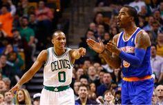 Knicks V Celtics  W 100 - 85
