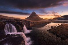 Kirkjufell Sunrise by Tor-Ivar - HDR Beautiful Shots Photo Contest