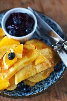 Just My Delicious: Pomarańcze w Cieście