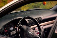 Audi A4 B5 Avant interior
