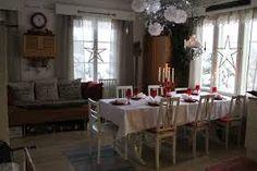 Kuvahaun tulos haulle tupa Decor, Furniture, Table Settings, Tupa, Kitchen Decor, Table, Home Decor, Kitchen, Mirror