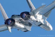 Su-30SM by Artyom Anikeev