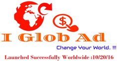 IGLOBAD is GREAT. Earn Money with US :) BEST MLM EVER! http://goo.gl/pSgaxC