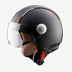 Leather Helmet by Andrea Cardone | MONOQI