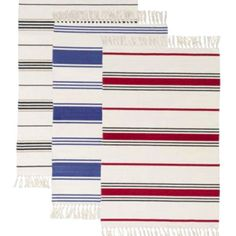 Ikea Signe Cotton Rugs by Helle Vilén — Maxwell's Daily Find 09.09.11