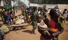 Unspeakable horrors in a country on the verge of genocide