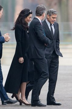 Amal Clooney's Shoes Are an Outfit Game Changer