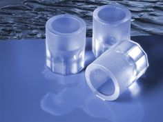Cool Shooters Ice Tray! Ice cube shot glasses #shotglasses