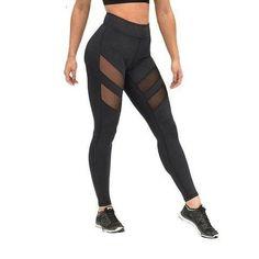 Peek-A-Boo Yoga Pants $32.16 CAD