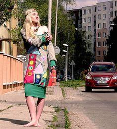 IngK / Origo šaty domčeky