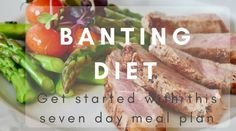 Banting Diet: Use this free seven-day meal plan to get started