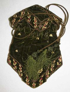 early 19th century bag