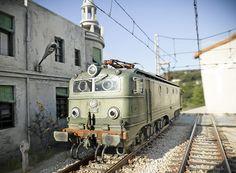 Bonde, Model Train Layouts, Model Trains, Locomotive, Spanish, Scenery, World, Industrial, Passion