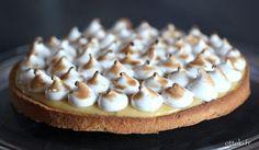 Ottoki | Tarte au citron, crème de noisette et meringue Meringue, Pie, Desserts, Food, Lemon Tarts, Eat, Kitchens, Merengue, Torte