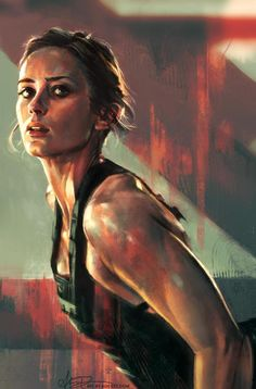 Edge of Tomorrow Cinematic Moments by ALICE X. ZHANG /