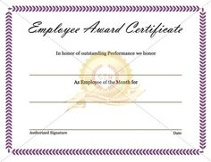employee recognition certificate template employee recognition awards template 9 free word pdf appreciation certificate template employee certificates use