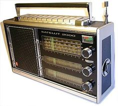 Image result for bug in transistor radio