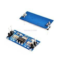 #manythings Product Description : Product Description #AMS1117 3.3V power supply module 1, on-board AMS1117-3.3 chip 2, the input voltage range of 4.75V-12V 3, o...