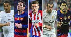 100 Pemain Sepakbola Terbaik Dunia 2016 | Zakipedia