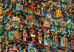 Smashing Magazine The Beauty of India By Juliya Izgiyeva sri meenakshi sundareswara temple